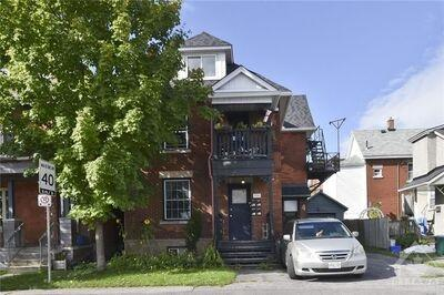 Hintonburg Multiplex for sale:  4 bedroom  (Listed 2020-09-21)